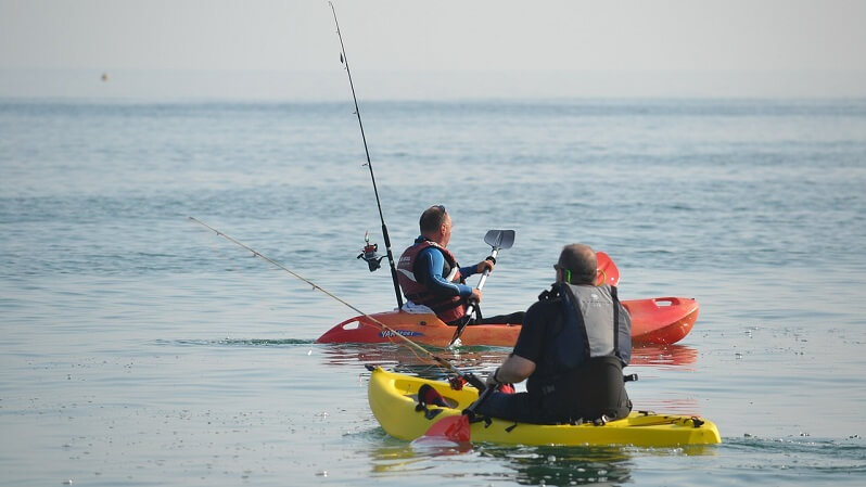 Best Kayak For Camping And Fishing