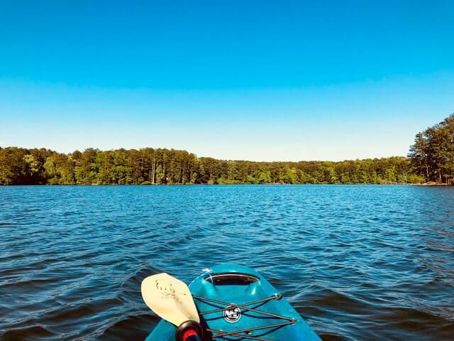 Is Kayaking Dangerous in a Lake