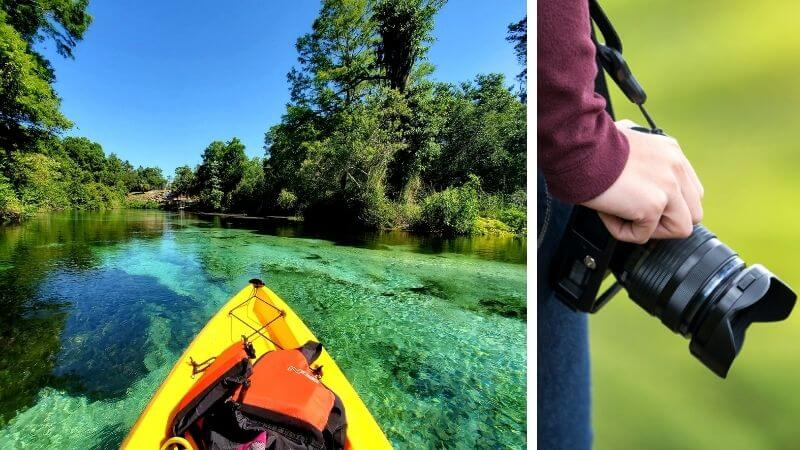 Best Kayak For Photography