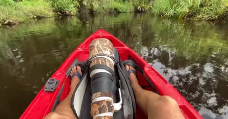 Photography From Kayak