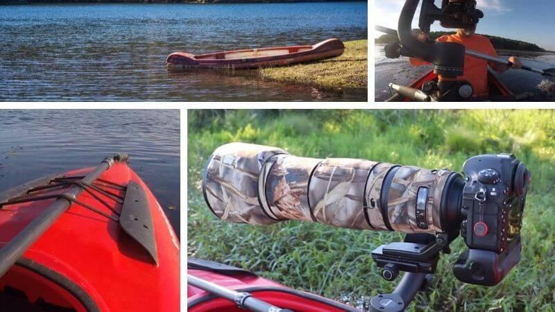 Kayaking Photography Tips